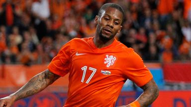 Jeremain Lens: Linked with move from Ukraine