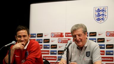 Roy Hodgson: With regret I accept and understand the decision he