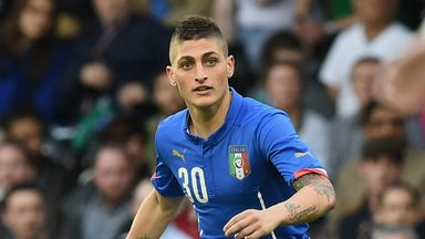 Marco Verratti: Ruled out with injury