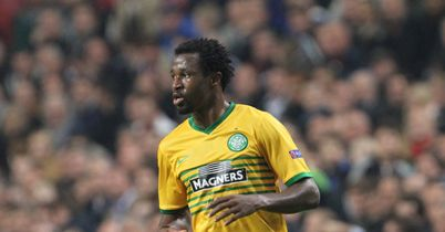Efe Ambrose: Hoping for more success with Celtic
