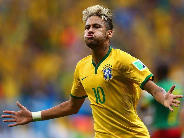 Neymar impressed again for Brazil