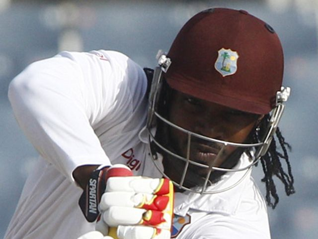 Chris Gayle: Helped his side claim victory