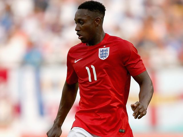 Danny Welbeck: Available for England