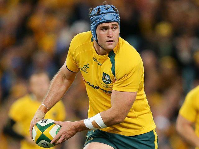 James Horwill: Former skipper replaces Sam Carter for Australia