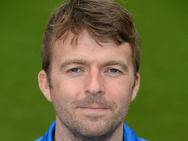 Chris Nash: Led Sussex to a comfortable win