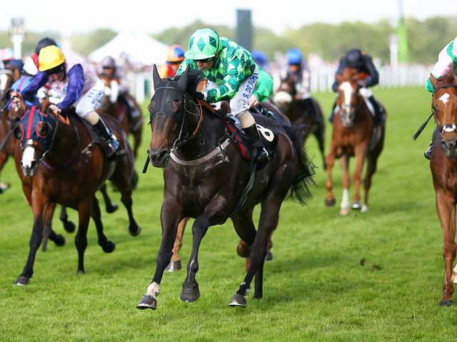 Louis The Pious ran out a ready winner of the final race on day four at Royal Ascot