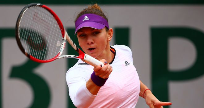 Simona Halep: Rise has continued with run to semi-finals of the French Open