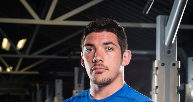 Chris Clarkson: Confident he will be fit to face Widnes