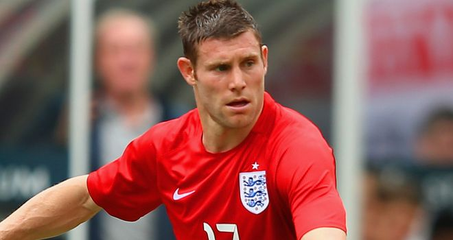James Milner: England midfielder feeling positive for the World Cup
