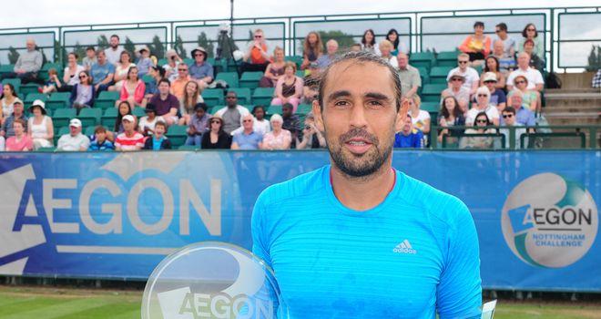 Marcos Baghdatis: Wimbledon wildcard for Cypriot