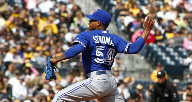 Marcus Stroman: Allowed just one run over the first six innings