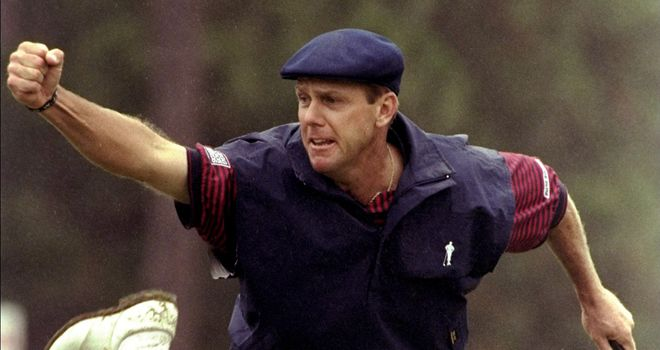 Payne Stewart won a thrilling 1999 US Open at Pinehurst