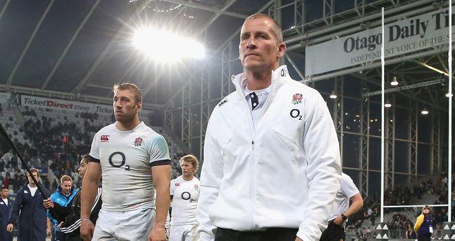 Stuart Lancaster: Looking ahead to New Zealand visit