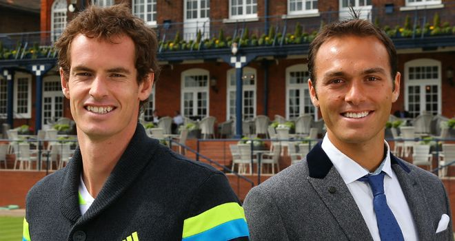 Ross Hutchins: The Queen's Club Tournament Director backs Andy Murray to retain his Wimbledon crown