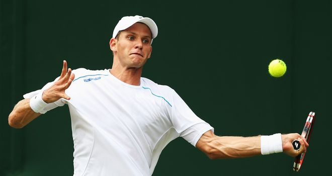 Blaz Rola: Had thought he would be playing on Centre Court