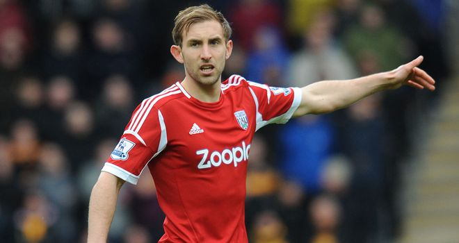 Craig Dawson: Top target for Burnley