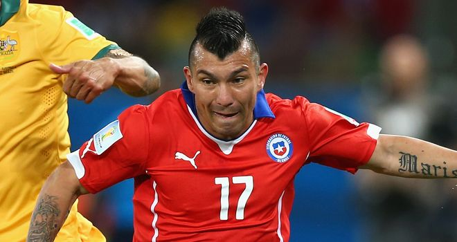 Gary Medel: Delighted to have joined Inter Milan