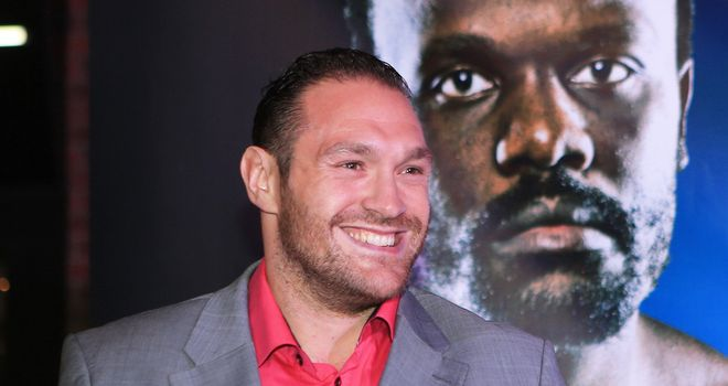 Tyson Fury: Will face Dereck Chisora in July