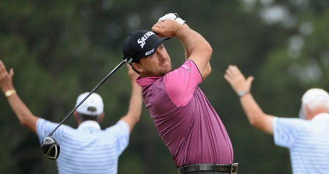 Graeme McDowell: Excellent start