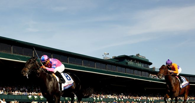 Keeneland Racecourse will host the 2015 Breeders' Cup.