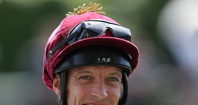 Will Richard Hughes be smiling again after Toronado meets Kingman?