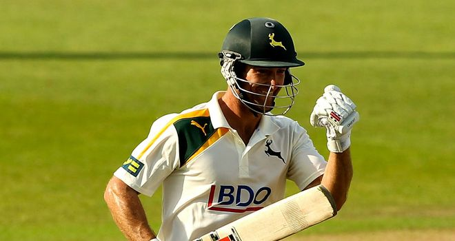 Phil Jacques: Released by Nottinghamshire