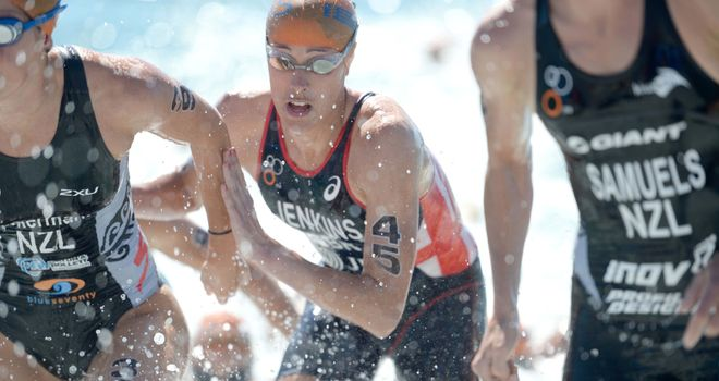 Helen Jenkins: World triathlon champion in 2008 and 2011