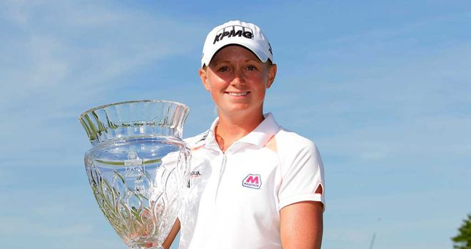 Stacy Lewis: On top of the world after ShopRite Classic success