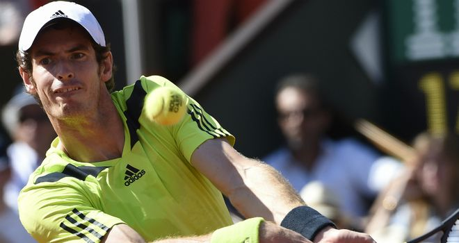 Andy Murray: Gets first round bye at Queen's