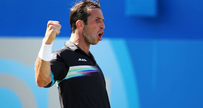 Radek Stepanek: Came from a set down to win through to the semis