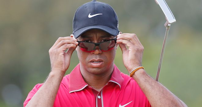 Tiger Woods is eyeing a return to action next week
