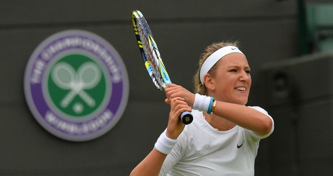 Victoria Azarenka: Has questions over her form after long injury lay-off