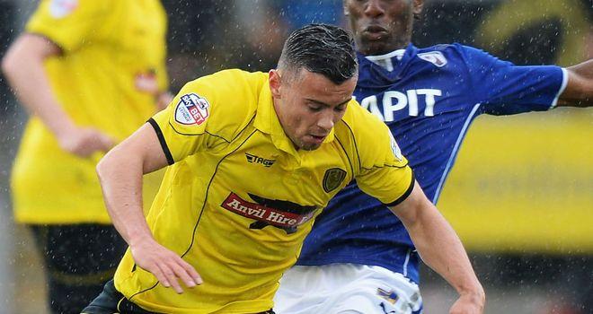 Zeli Ismail: Shone while on loan at Burton Albion last season