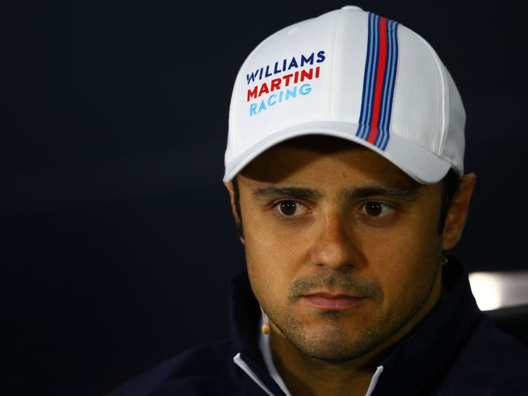 Felipe Massa: Says Perez 'needs to learn' after high-speed crash