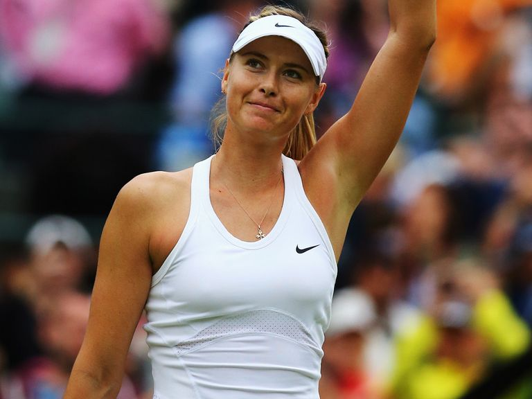 Maria Sharapova: Simple win on Thursday