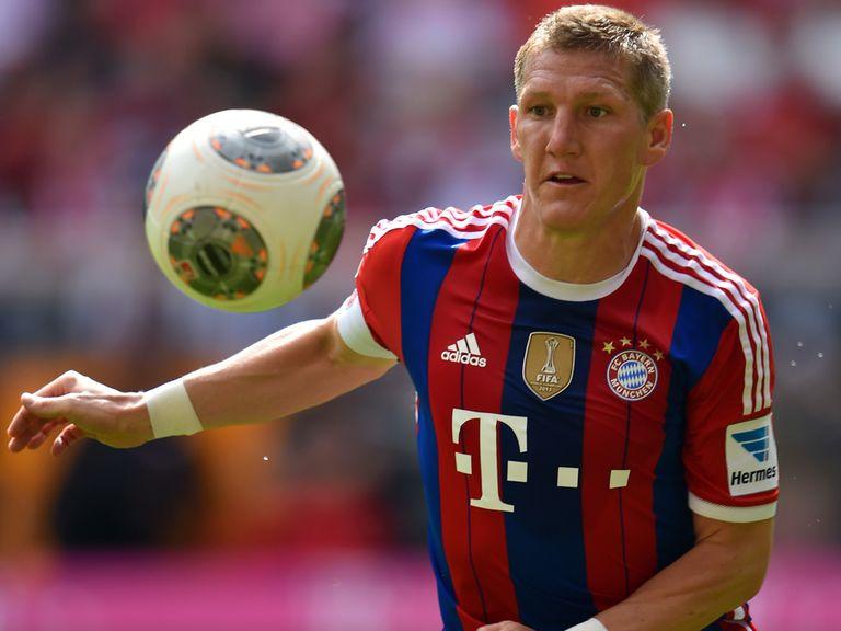 Bastian Schweinsteiger: Reportedly Manchester United's main target