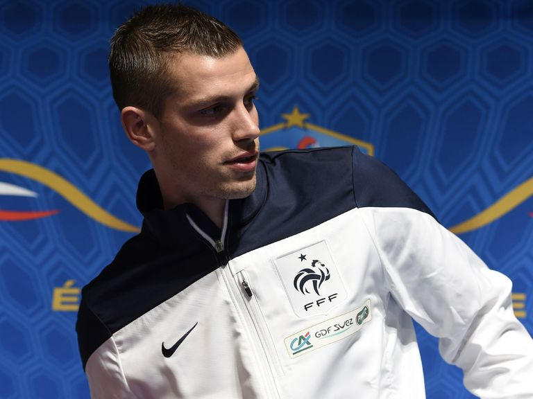 Morgan Schneiderlin: Added to France World Cup squad