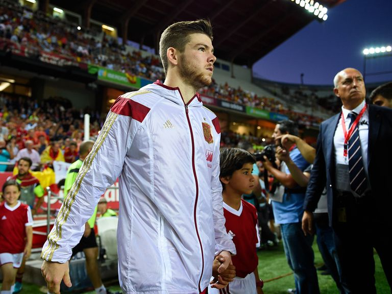 Alberto Moreno: Wanted by Liverpool