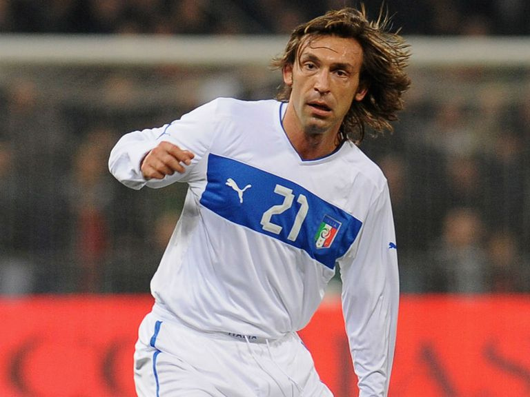 Andrea Pirlo: Player England need to watch