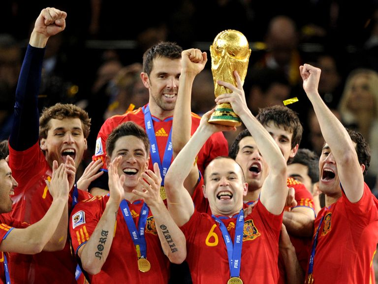 Who will follow in Spain's footsteps in Brazil?