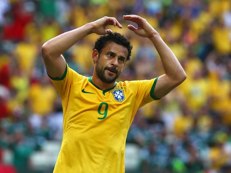 Fred sums up Brazil's frustration