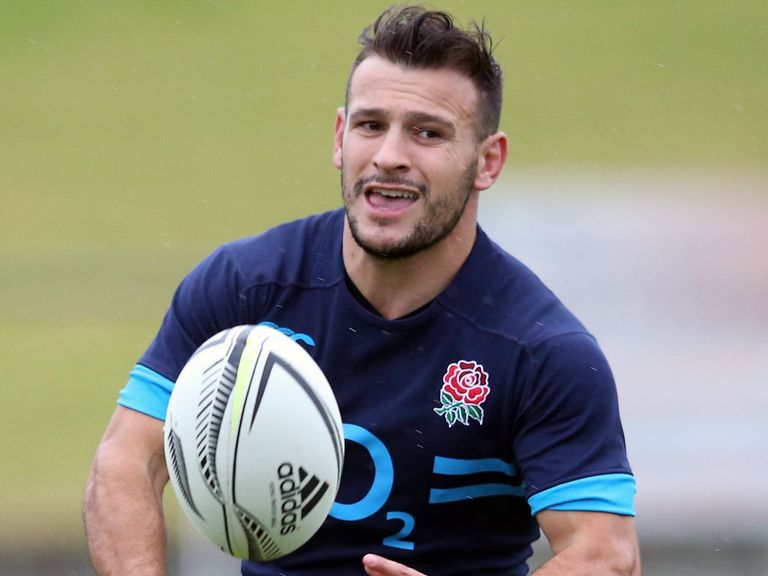 Danny Care: 'Unbelievably excited' about World Cup