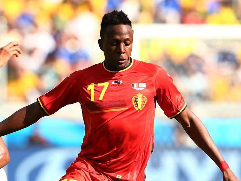 Divock Origi: Belgian teenager has been linked with Liverpool