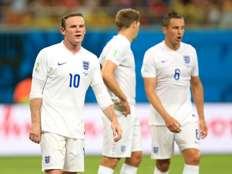 England were left frustrated on Saturday
