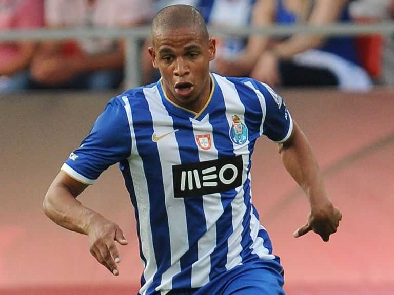 Fernando: Joined the Premier League champions from Porto for £12million