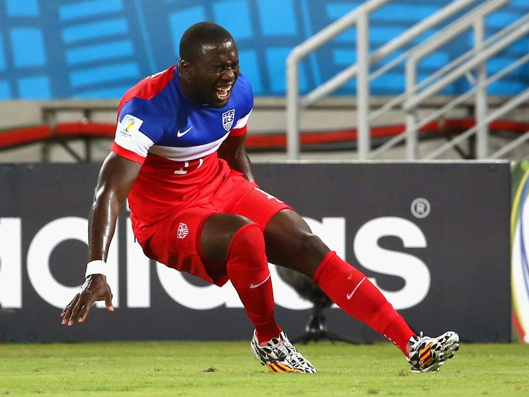 Jozy Altidore: Suffered a hamstring injury against Ghana