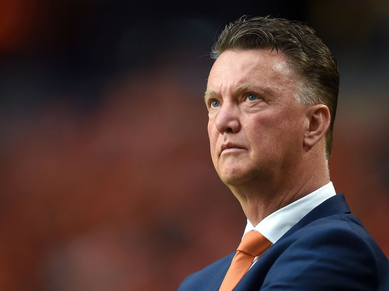 Louis van Gaal: Wants more from Holland