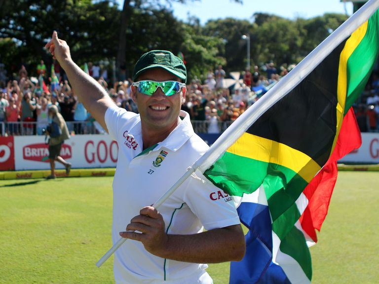 Jacques Kallis: Calling it a day at international level