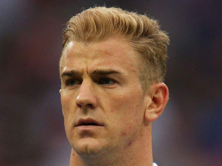 Joe Hart can help solidify England's backline
