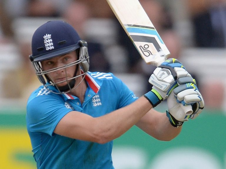 Jos Buttler: Ready for his Test debut